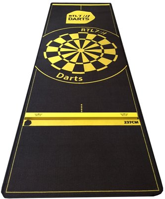 RTL7 Carpet Oche dartmat L