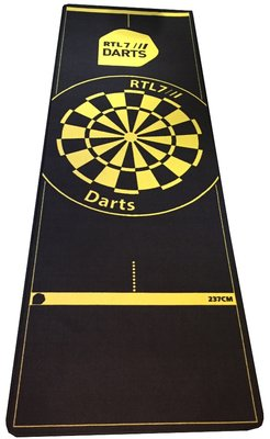 RTL7 Carpet dartmat L
