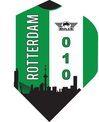 Bull's Rotterdam Shirt Groen flights