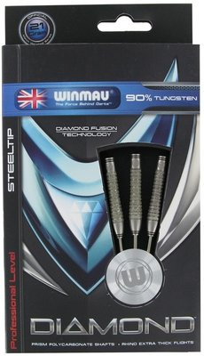 Winmau Diamond steeltip dartpijlen
