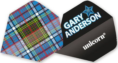 Unicorn Gary Anderson flights