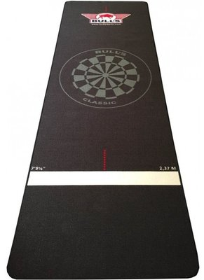 Bull's Carpet XL zwart dartmat