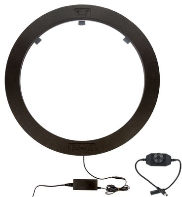Bull's Termote LED unit zwart dartbordverlichting