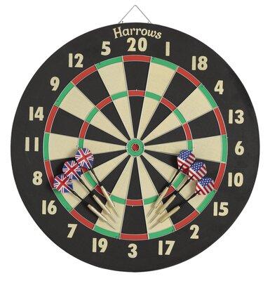 Harrows Eric Bristow's Family dartbord