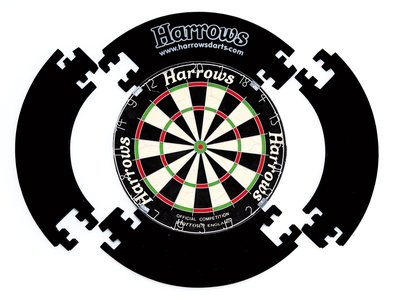 Harrows Surround zwart