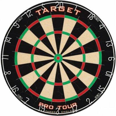 Target Pro Tour sisal dartbord