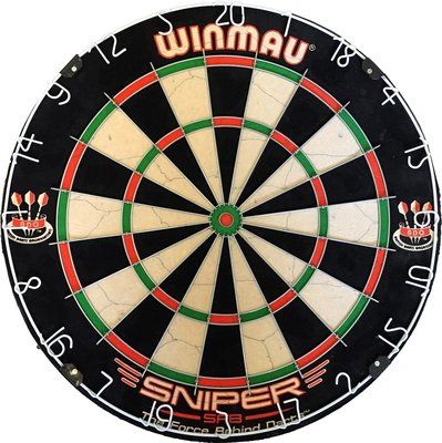 Winmau Sniper sisal dartbord