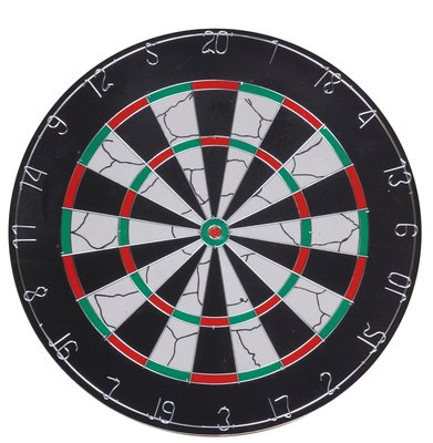 Longfield Plus flocked dartset