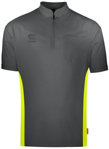 Target Coolplay Grey/Yellow 2019 dartshirt