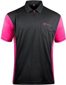 Target Coolplay 3 Hybrid Steel Black/Dark Pink 2019 dartshirt