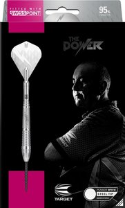 Target Phil Taylor Power 9Five Generation 6 steeltip dartpijlen