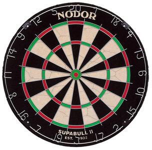 Nodor Supabull II sisal dartbord