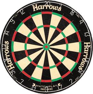 product foto Harrows Pro Matchplay Bristle dartbord